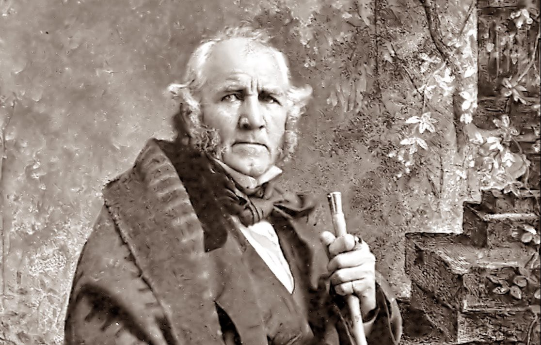 Portrait of General Sam Houston