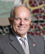 Ira Colby, Dean of the UH Graduate School of Social Work