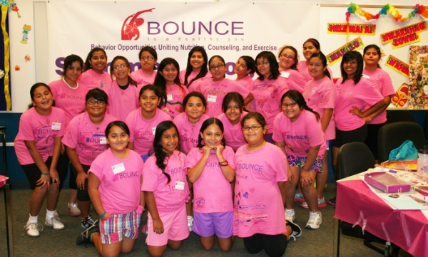 BOUNCE class of summer 2012