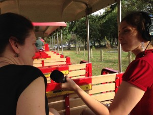 Houston Matters interviews Doreen Stoller, President of the Hermann Park Conservancy, to talk about the historic railroad.