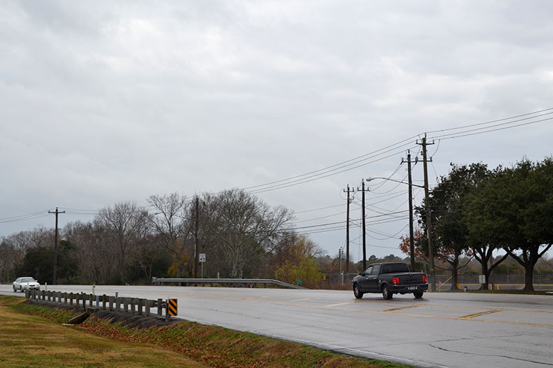 Texas Parkway will be widened between Cartwright and Turtle Creek