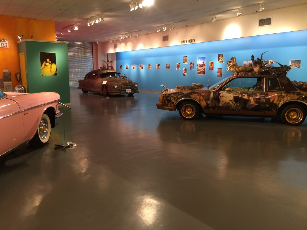 Art Car Museum >> The Houston Art Car Museum Houston Public Media
