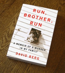Run Brother Run book on table David Berg