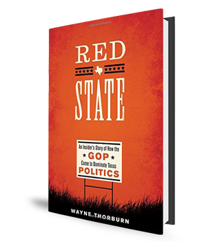 Red State Wayne Thorburn Book Cover