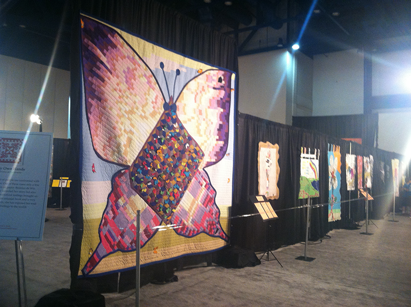 International Quilt & Why Quilts Matter: History, Art & Politics ... : houston international quilt show 2015 - Adamdwight.com