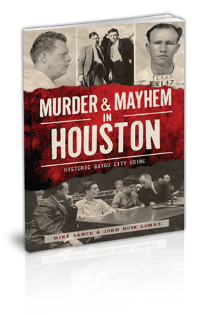 Murder and Mayhem in Houston Cover