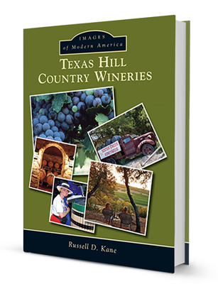 Texas Hill Country Wineries Book Cover