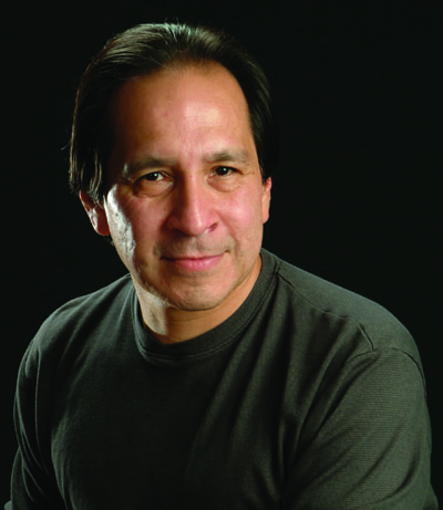 Author Ray Villareal