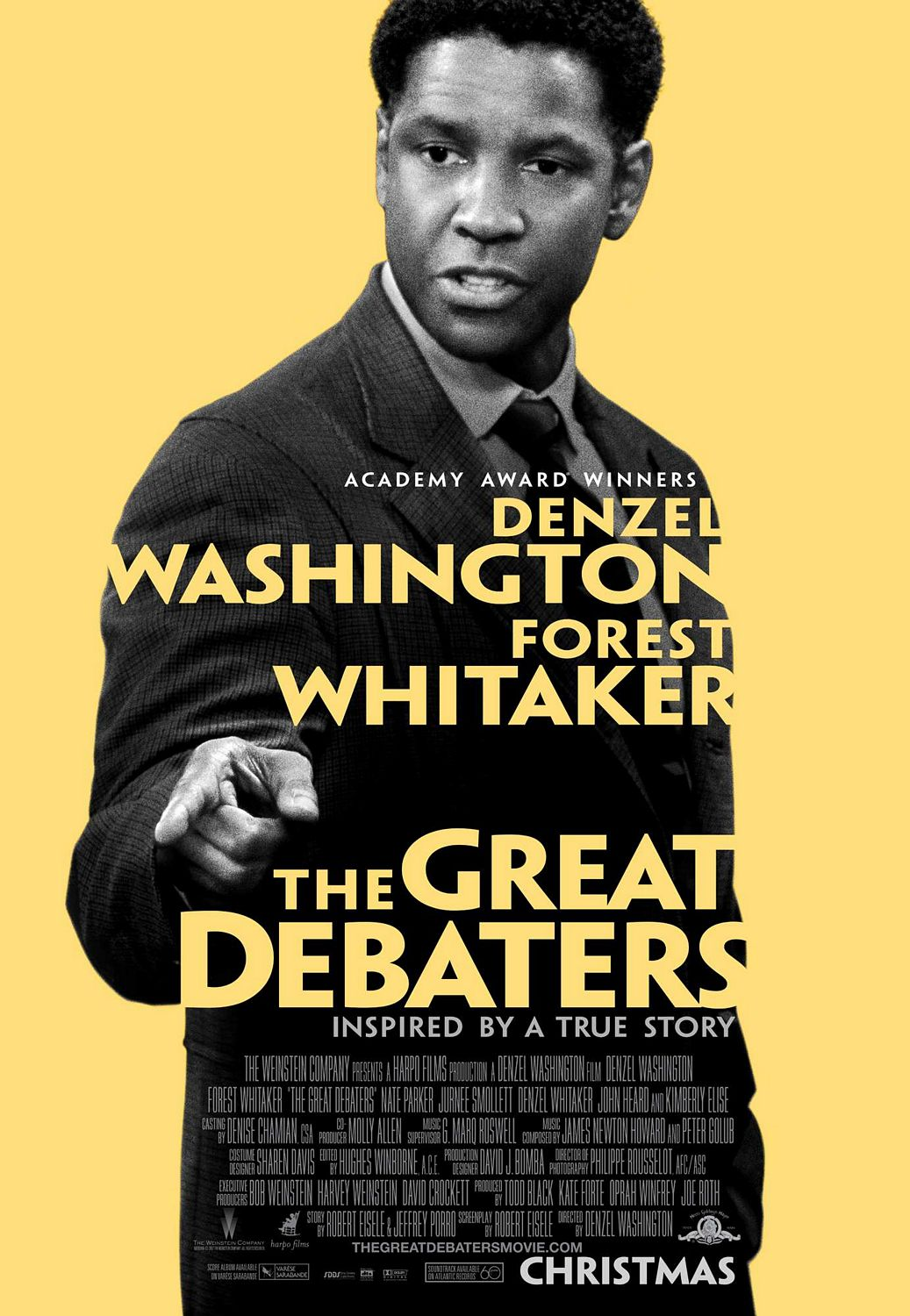 the great debaters movie Watch the great debaters (2007) online free full movie putlocker marshall, texas, described by james farmer, jr as 'the last city to surrender after the civil war,' is home to wiley college, where, in 1935-36, inspired.