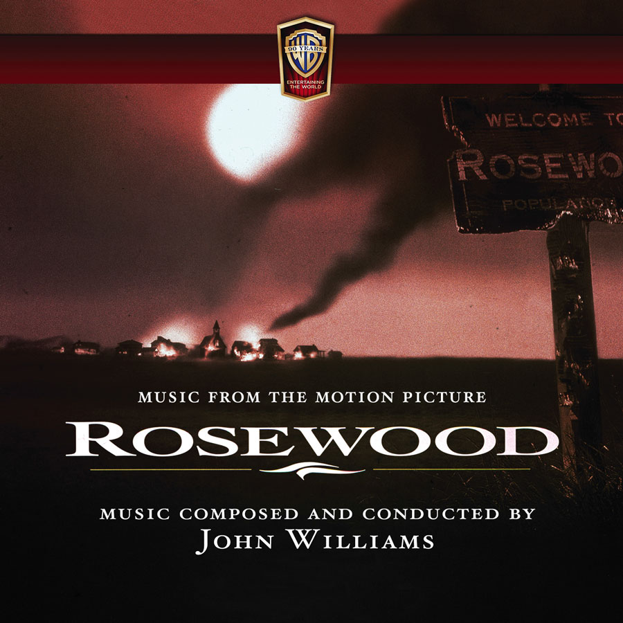 Rosewood film score artwork