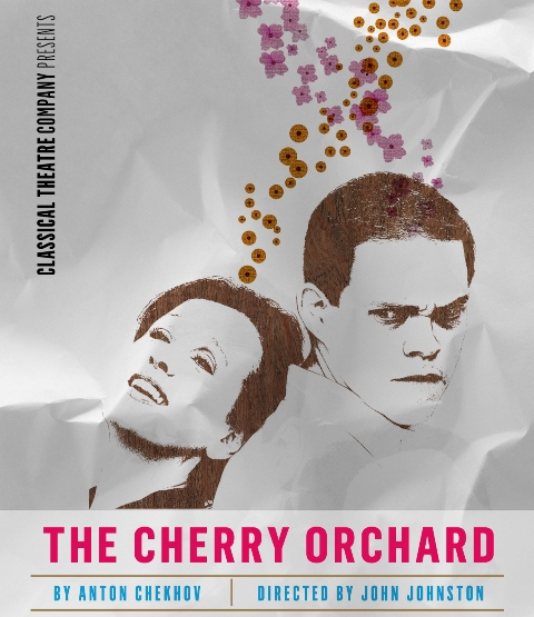 Artwork for Classical Theatre Company's The Cherry Orchard
