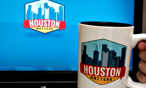 Houston Matters Coffe Mug Screen Saver