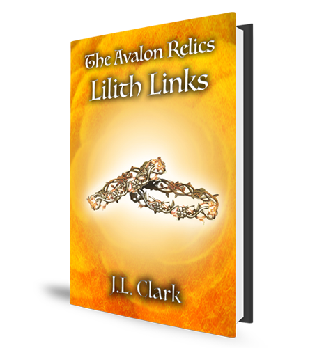 Lilith Links Book Cover JL CLark
