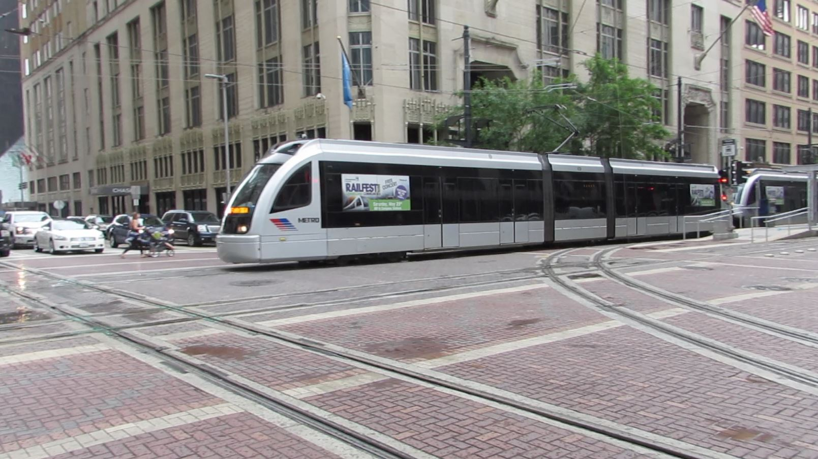 More Light Rail Means Big Changes For Drivers In Downtown ...
