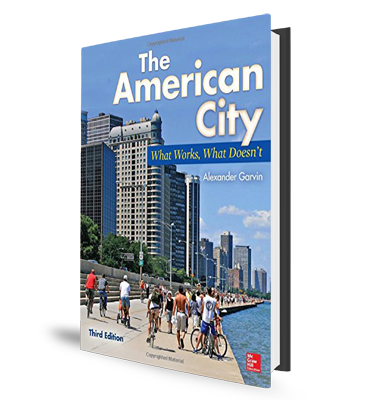 American City Book Cover