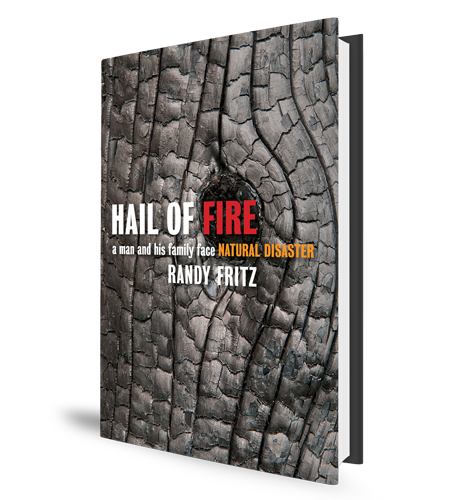 Hail of Fire Book Cover