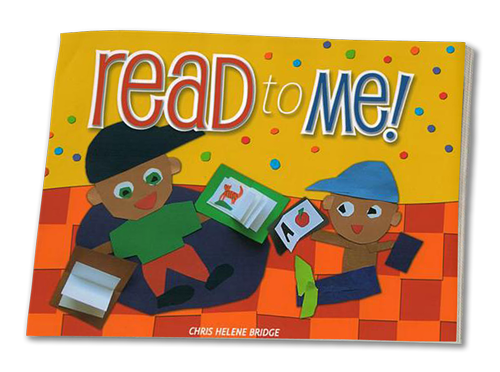 Read to Me Book Cover