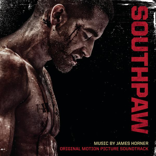 Artwork from Southpaw movie score