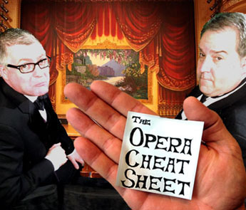 Opera Cheat Sheet logo