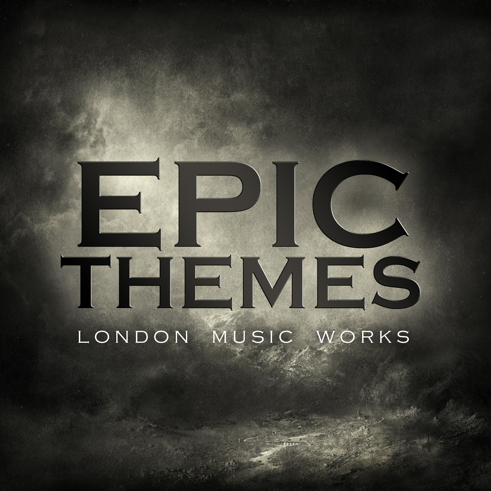 Epic Themes CD cover