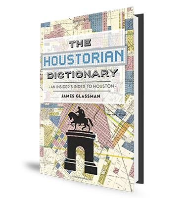 Houstorian Book Cover