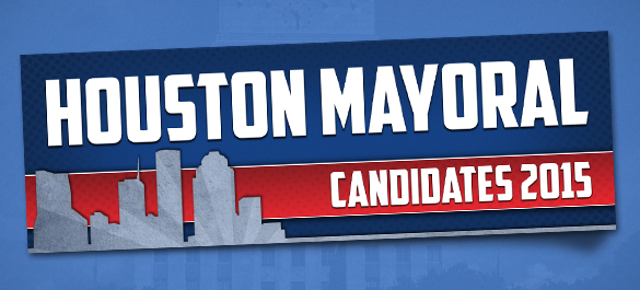 Mayoral Candidates 2015 Banner