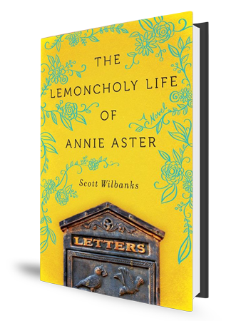 Lemoncholy Life of Annie Aster Book Cover