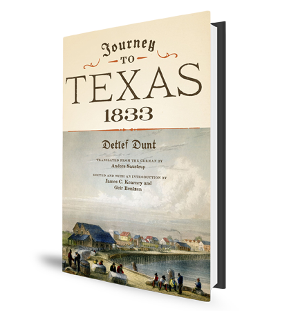 Journey to Texas Book James Kearney