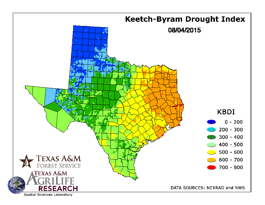Humidity Map Of Texas Thanks To The Rain, Harris County Lifts Burn Ban – Houston Public
