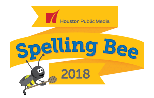 Houston Public Media Spelling Bee 2018
