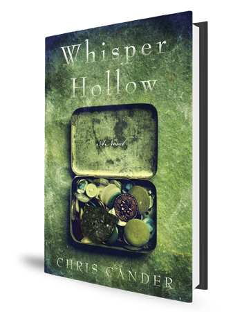 Whisper Hollow Book Cover Chris Cander