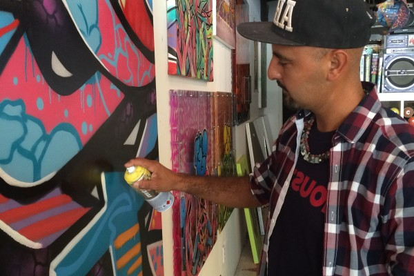 Picture of GONZO427 painting
