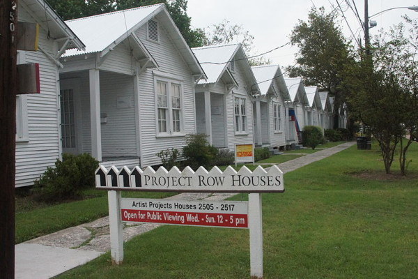 Picture of project row houses