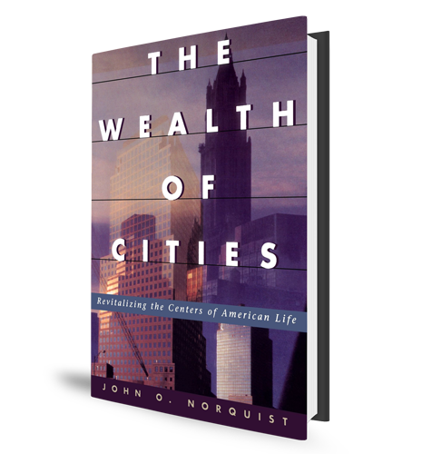 Wealth of Cities Book Cover