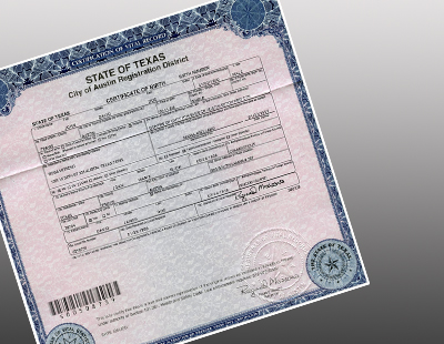 federal court to hear case against texas over birth certificates