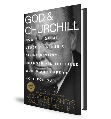 God and Churchill Book Cover
