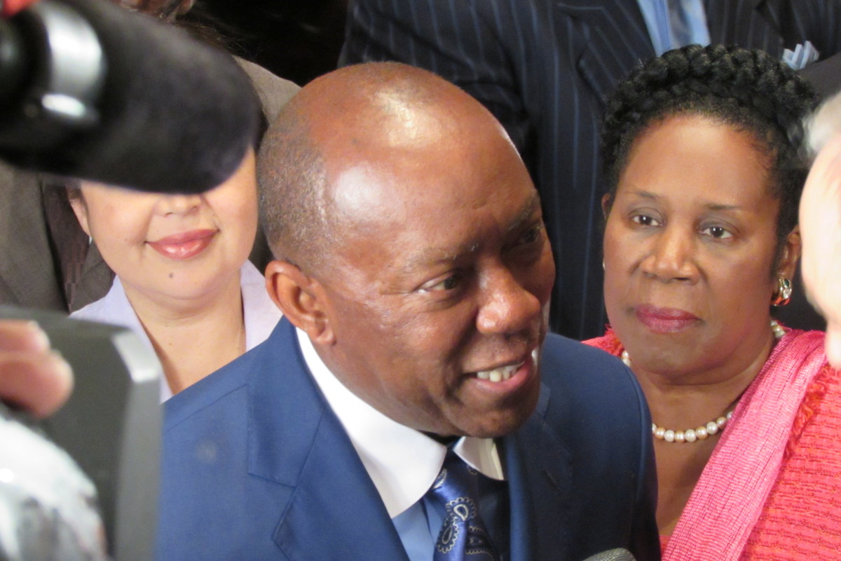 photo of Sylvester Turner