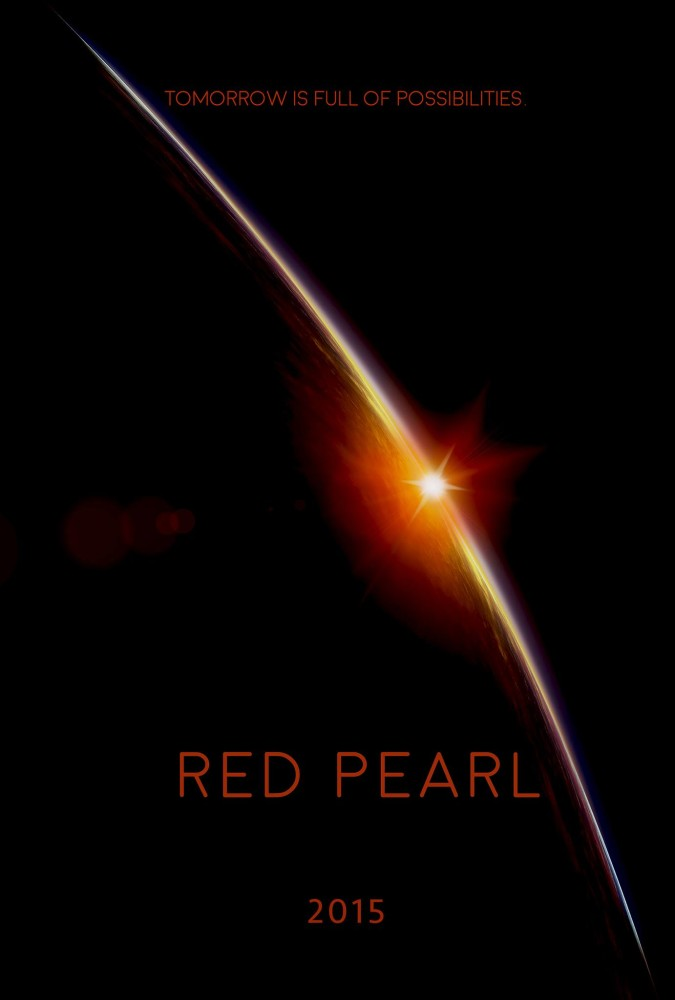 The movie poster for Red Pearl