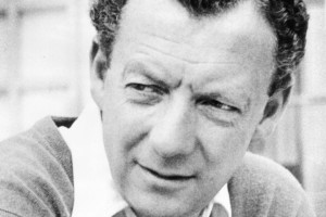 Photo of composer Benjamin Britten