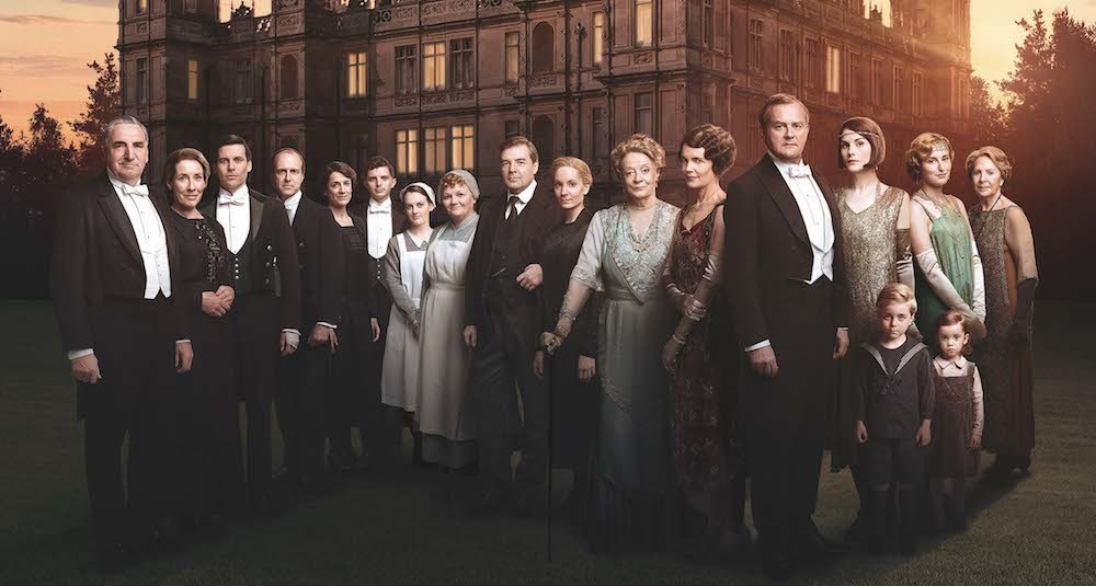 Downton Abbey   Series Six We return to the sumptuous setting of Downton Abbey for the sixth and final season of this internationally acclaimed hit drama series. As our time with the Crawleys begins to draw to a close, we see what will finally become of them all. The family and the servants, who work for them, remain inseparably interlinked as they face new challenges and begin forging different paths in a rapidly changing world.