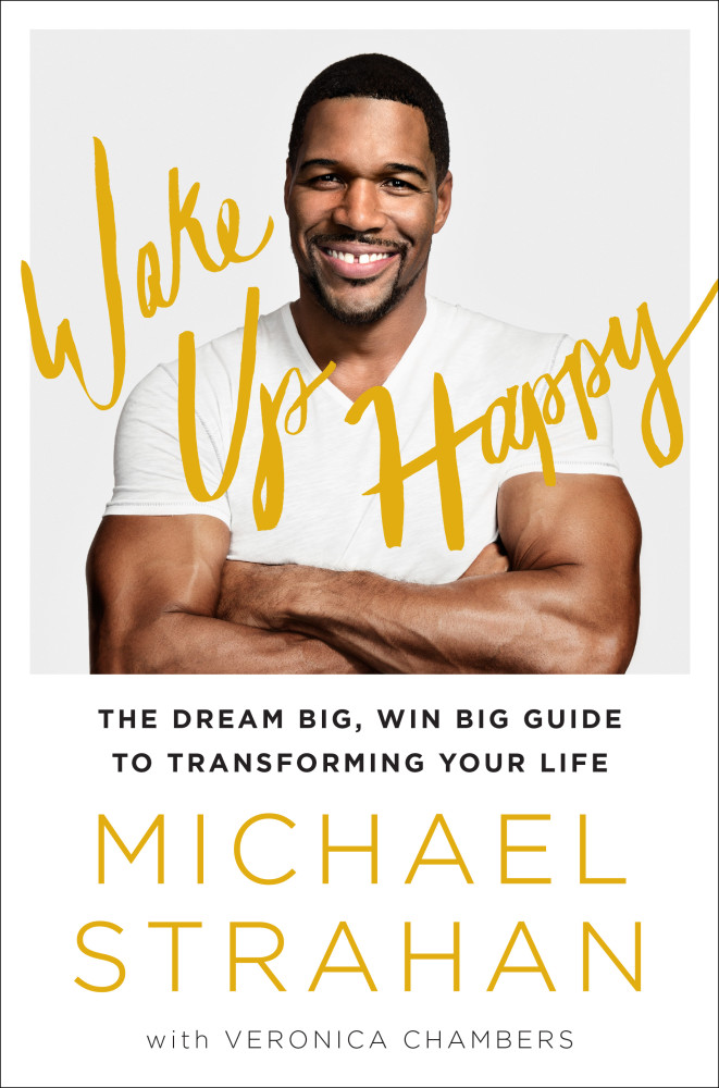 Michael Strahan book cover