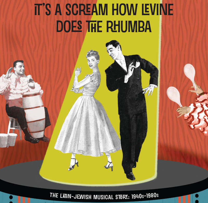 USC professor Josh Kun, who joins Alt.Latino for this week's show, is a co-founder of the Idelsohn Society for Musical Preservation, which in 2013 assembled a collection of Latino-Jewish music titled It's A Scream How Levine Does The Rhumba.
