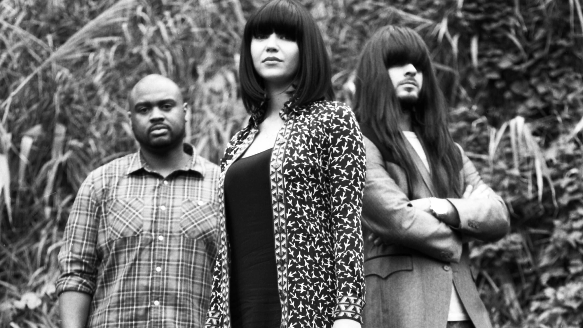 """Houston trio Khruangbin takes inspiration from '60s Thai funk. KCRW DJ Anne Litt is in love with the band's song """"White Gloves."""