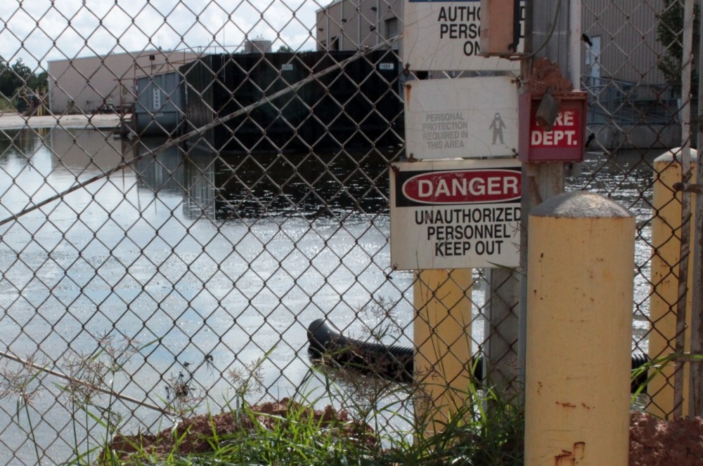 Cleaning up this toxic site in Houston was managed by the US EPA