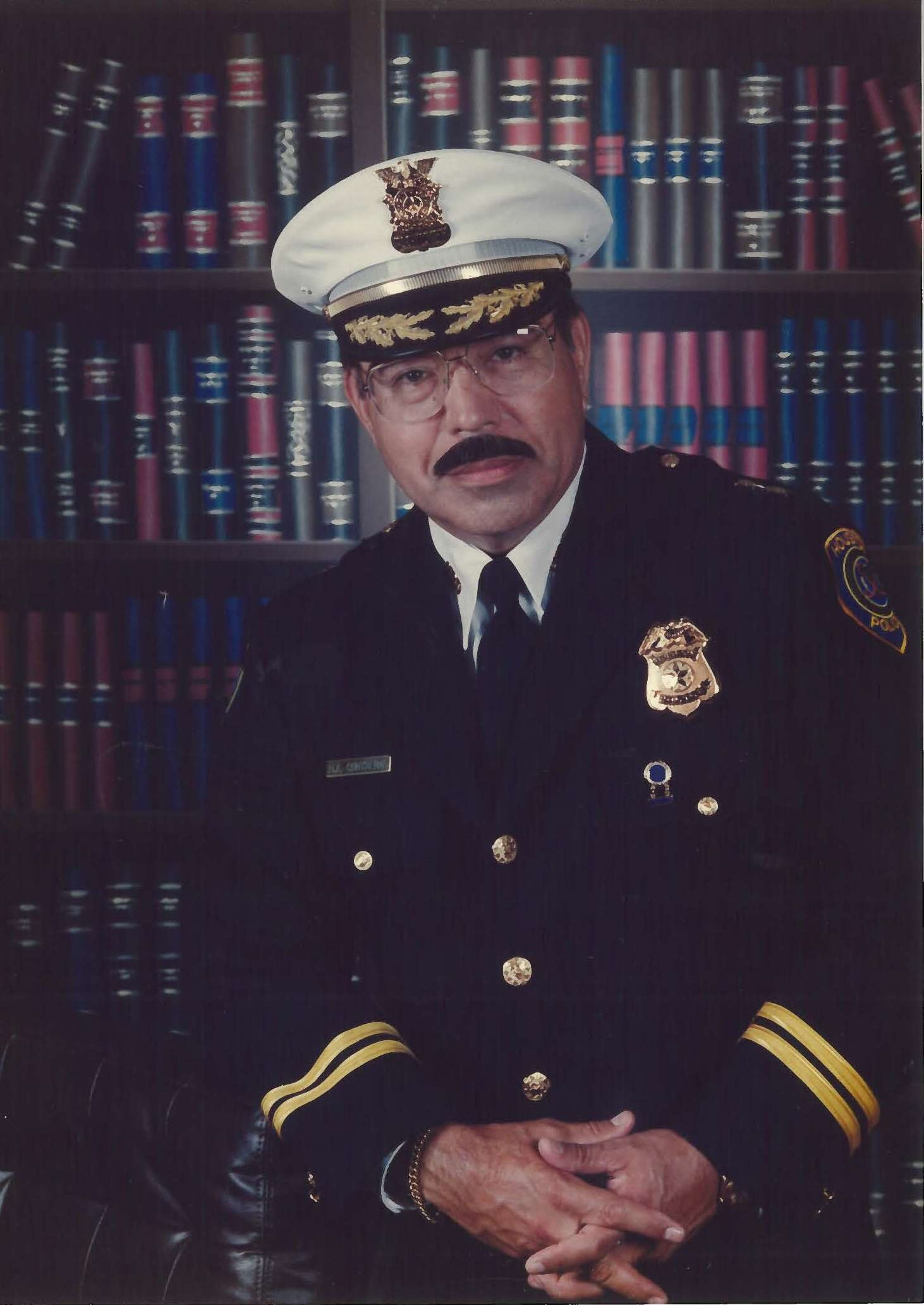 Former Houston Police Department Assistant Chief Art Contreras has been recognized by the City, which will rename the Northeast Police Station after him.