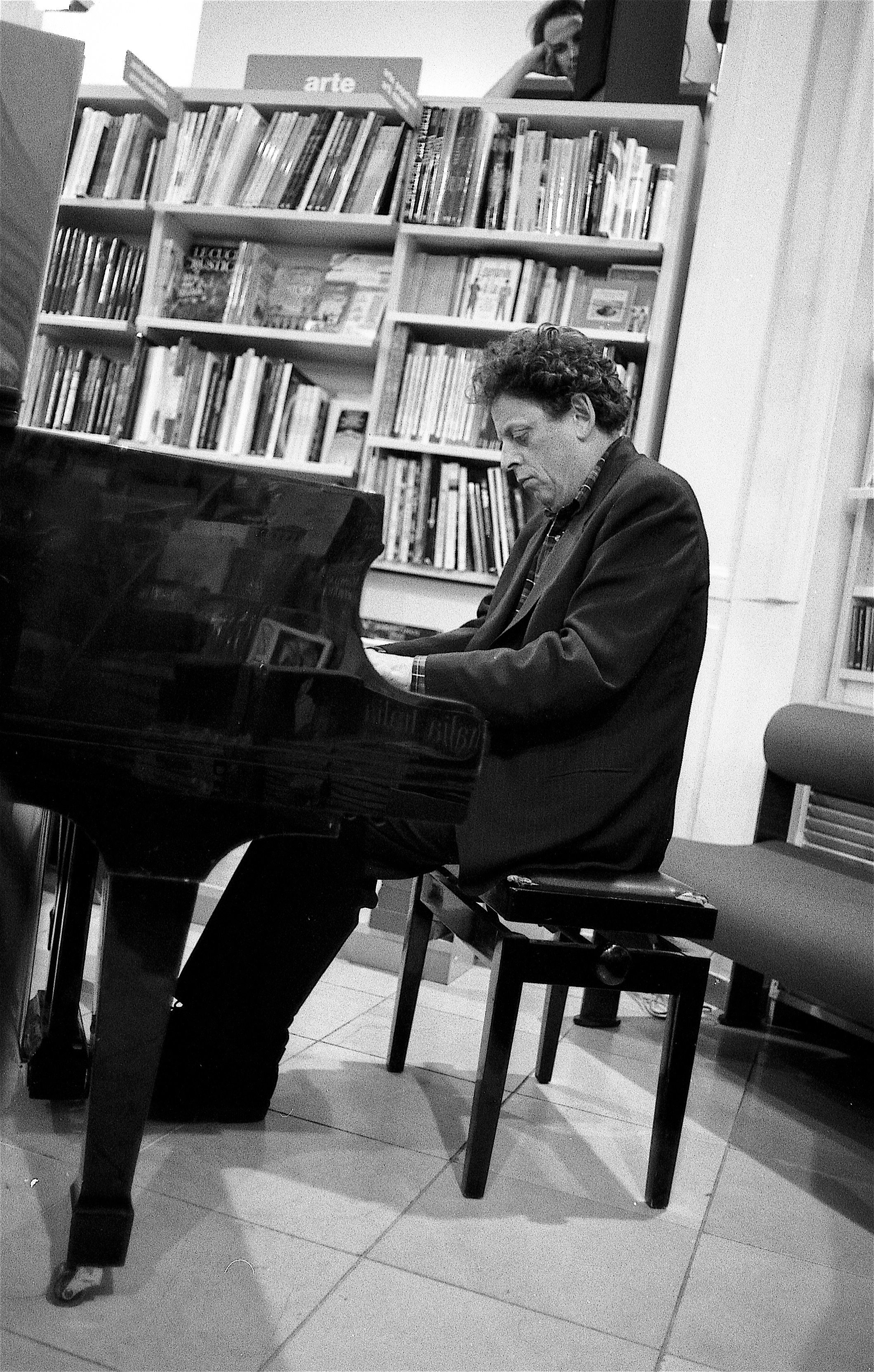 Picture of Philip Glass