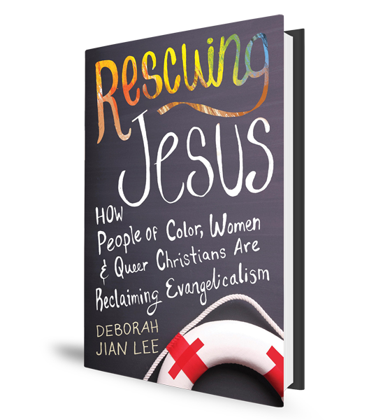 Rescuing Jesus Book Cover
