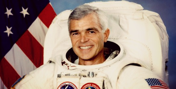Rich Clifford The Astronaut's Secret - Wikipedia Commons