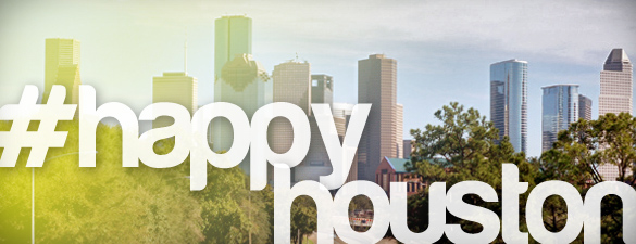 Happy Houston banner2016
