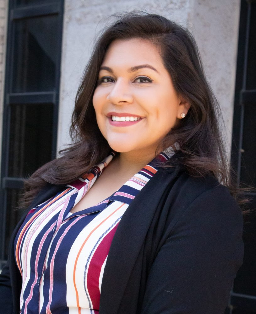 Anessa Rios-Ezeude: Director of Membership and Donor Services